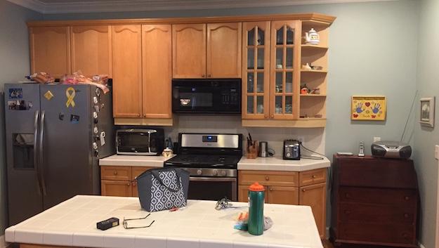 Kitchen Renovation 1 - Image 1
