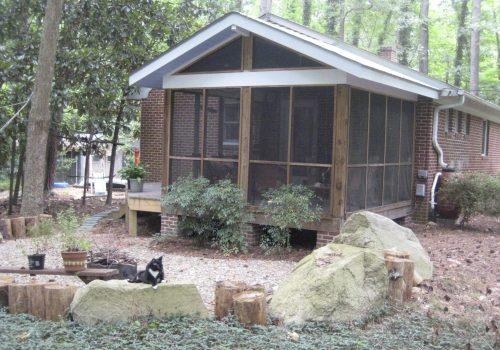 Chapel Hill Screen Porch - Image 3