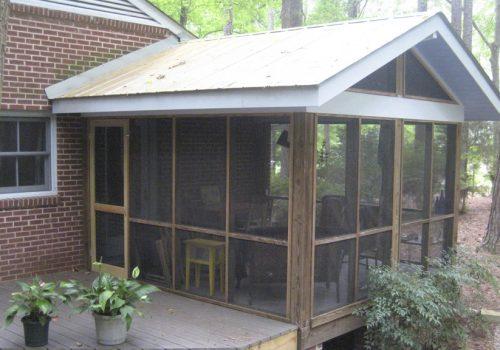 Chapel Hill Screen Porch - Image 4
