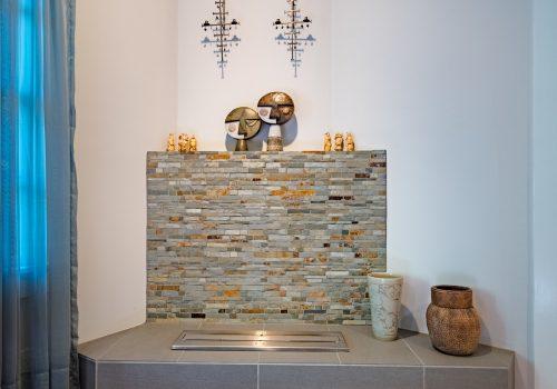 Modern Fireplace - Image 2