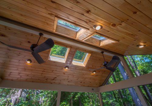 Screen Porch Addition - Image 11