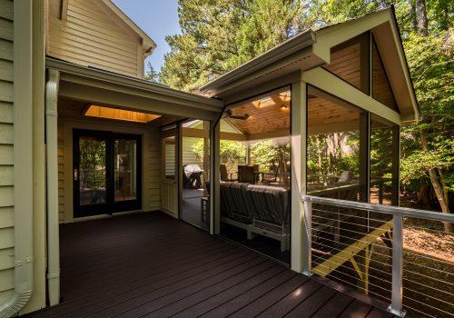 Screen Porch Addition - Image 13