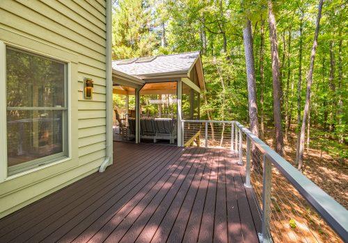 Screen Porch Addition - Image 14