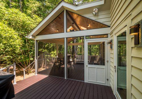 Screen Porch Addition - Image 5
