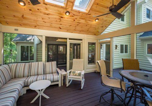 Screen Porch Addition - Image 7