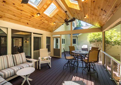 Screen Porch Addition - Image 8