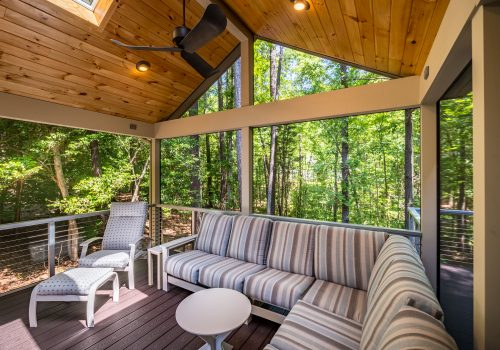 Screen Porch Addition - Image 9