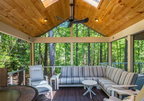 Screen Porch Addition - Image 10